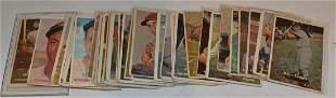 LOT (39) 1957 TOPPS BASEBALL CARDS (GOOD)