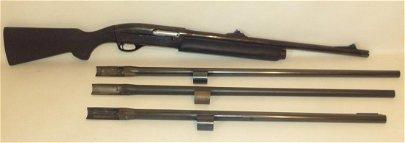 REMINGTON M1100 SHOTGUN, 12G AUTOLOADER, BELL/CARLSON