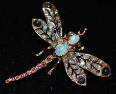 Vintage & Antique Brooches