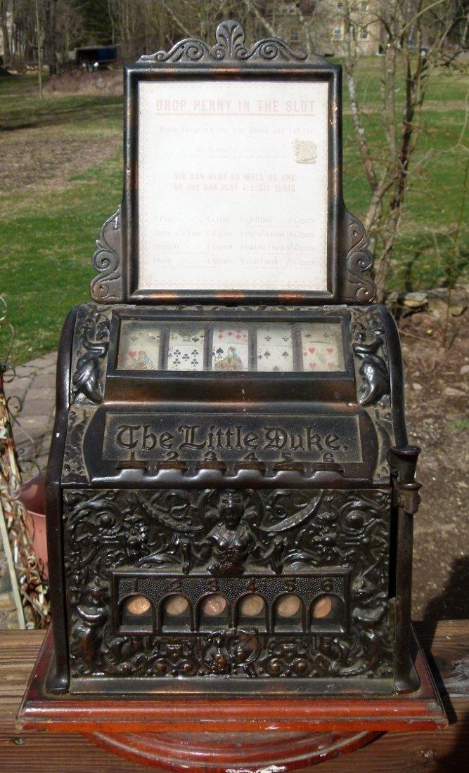 "RARE ""THE LITTLE DUKE"" TRADE STIMULATOR c.1898"