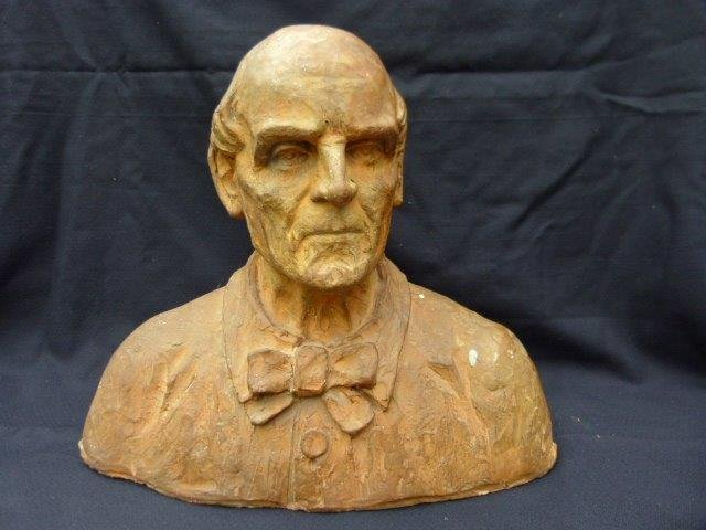 Terracotta Bust Henry Clay (1777-1852) 19th c.