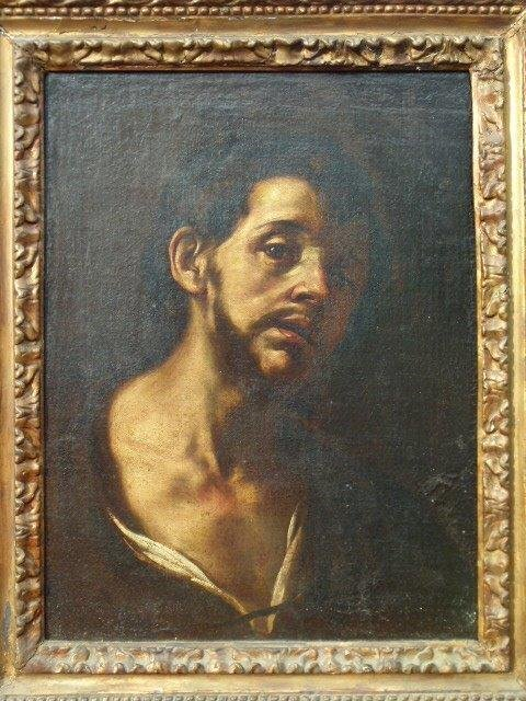 Attr. to SIR ANTHONY VAN DYCK (Flemish,1599-1641) O/C