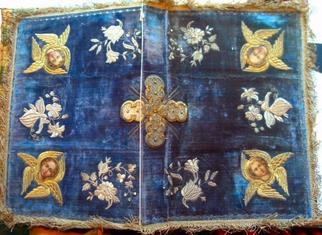 Rare Treasure Binding Bible Cover 17th c.
