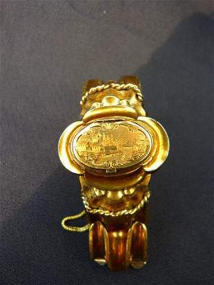 Victorian Mourning Bracelet c.1870