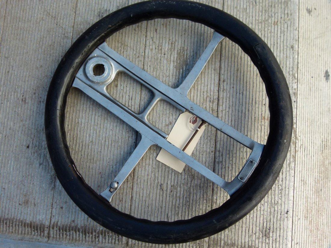 Vintage Neville Fat Boy Steering Wheel