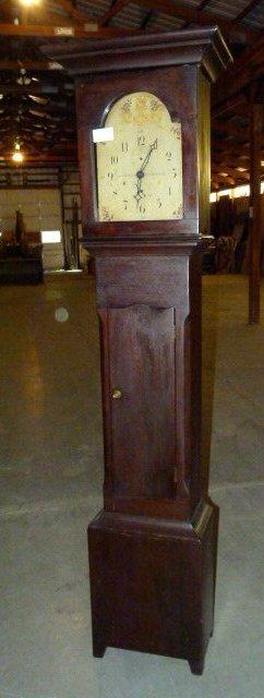 Tall Case Clock by O.(Orange) Hopkins Litchfield CT