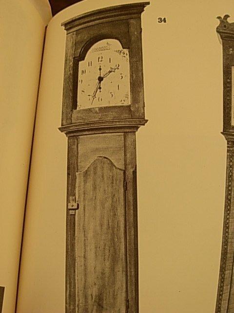 Tall Case Clock by O.(Orange) Hopkins Litchfield CT - 7