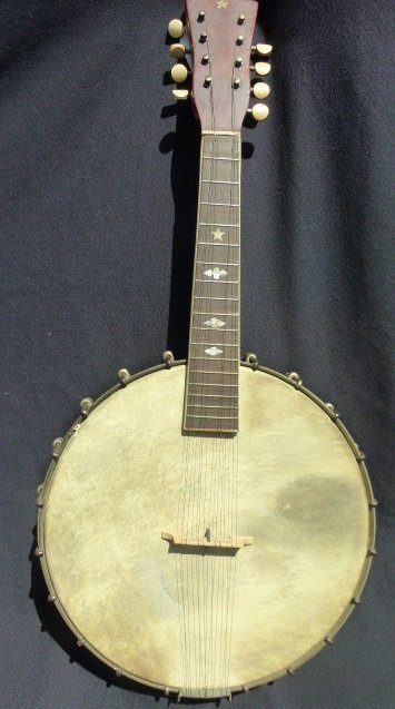 Oscar Schmidt Banjo Mandolin Sovereign c.1925
