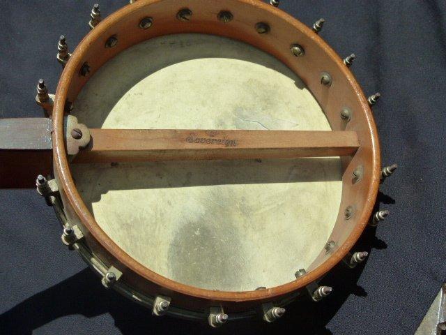 Oscar Schmidt Banjo Mandolin Sovereign c.1925 - 2