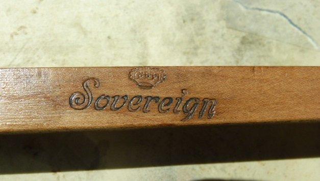 Oscar Schmidt Banjo Mandolin Sovereign c.1925 - 3