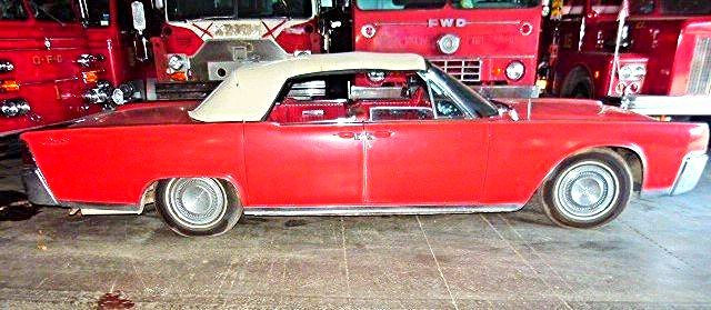 Rare 1964 Lincoln Continental Convertible