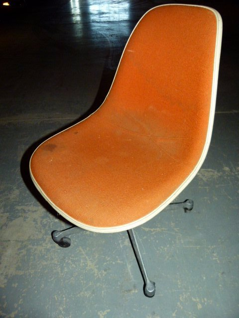 Herman Miller Swivel Chair c.1978