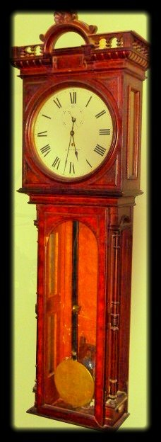 Fine Seth Thomas Jewelers Regulator Wall Clock c1870/80