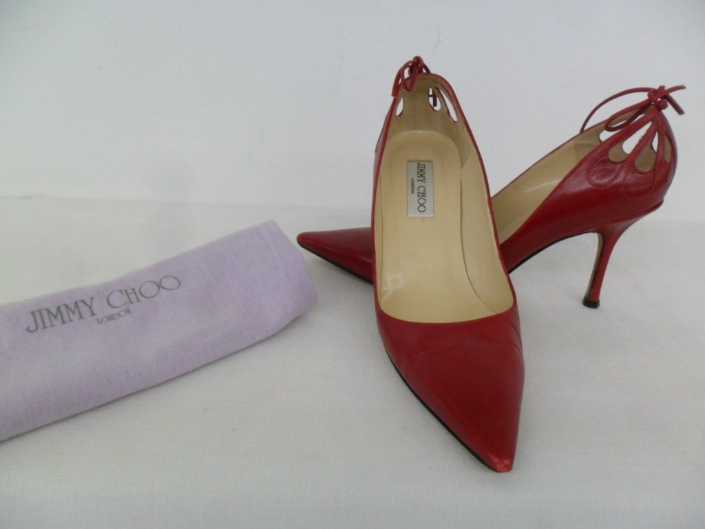 11 PR VINTAGE DESIGNER SHOES INCL. CHANEL, PICCONE, - 10