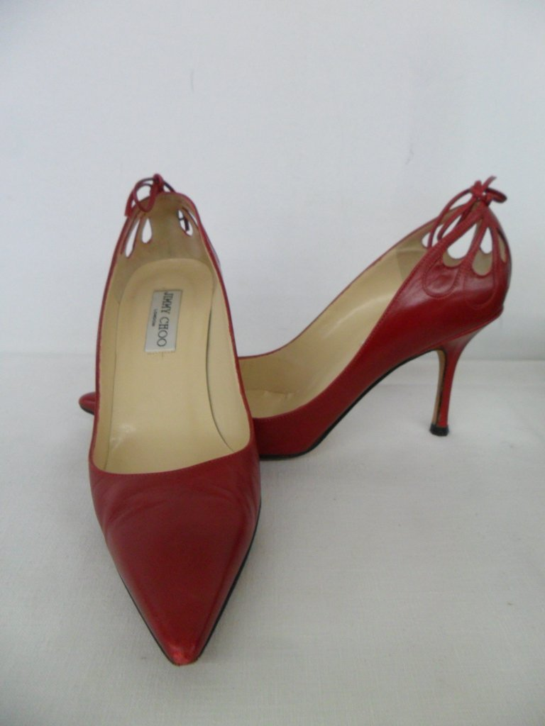 11 PR VINTAGE DESIGNER SHOES INCL. CHANEL, PICCONE, - 2