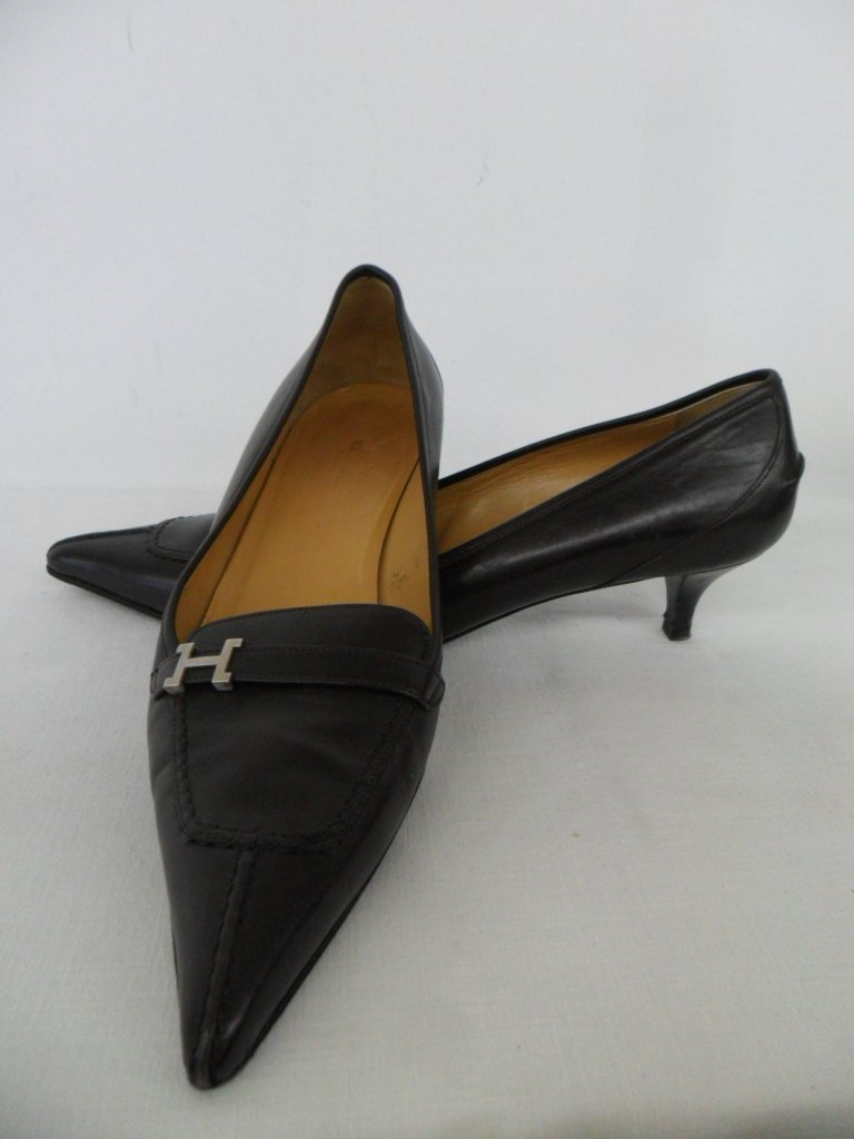 11 PR VINTAGE DESIGNER SHOES INCL. CHANEL, PICCONE, - 3
