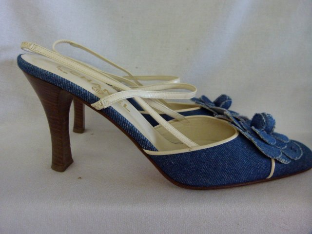 7 PR VINTAGE DESIGNER SHOES INCL. CHANEL, PRADA, - 2