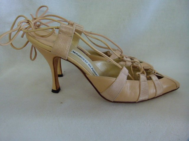 7 PR VINTAGE DESIGNER SHOES INCL. CHANEL, PRADA, - 6