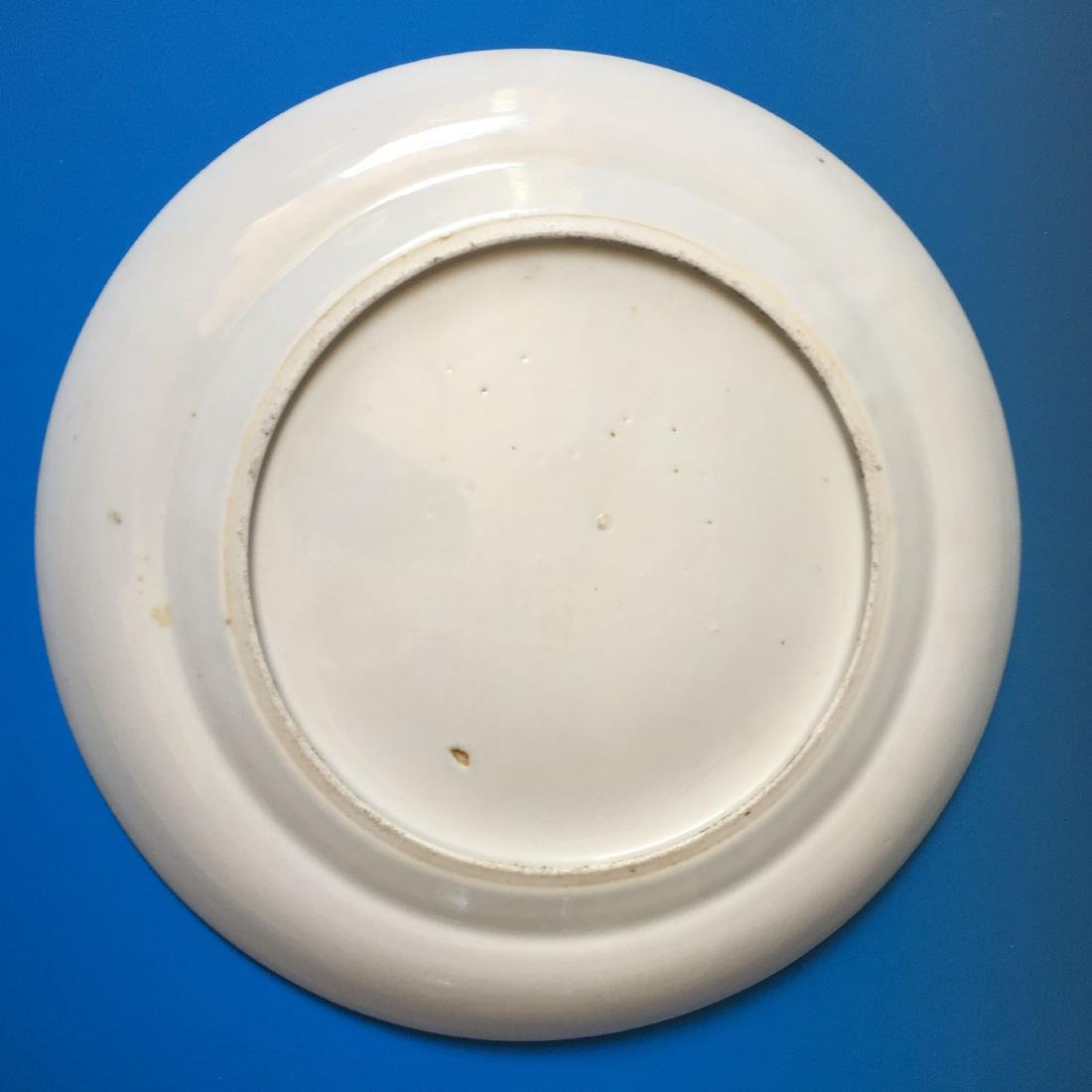 A BEAUTIFUL CHINESE ANTIQUE PLATE,19C. - 5