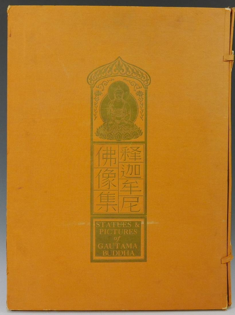 STATUES AND PICTURES OF GAUTAMA BUDDHA - PUBLISHED IN