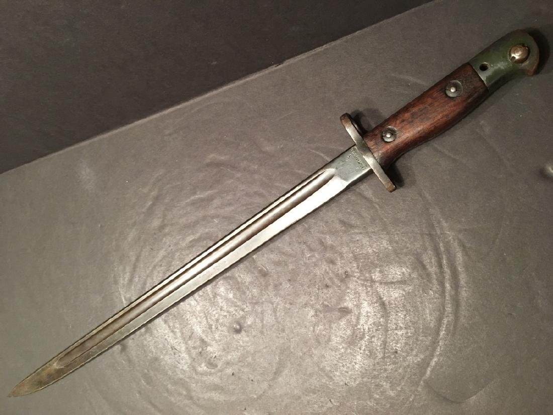 "OLD Military Bayonet, 22"" long"
