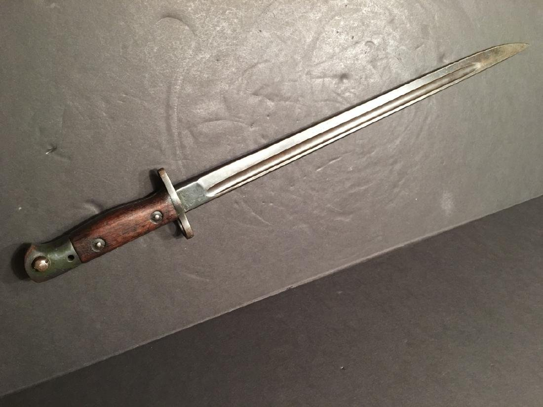 "OLD Military Bayonet, 22"" long - 2"