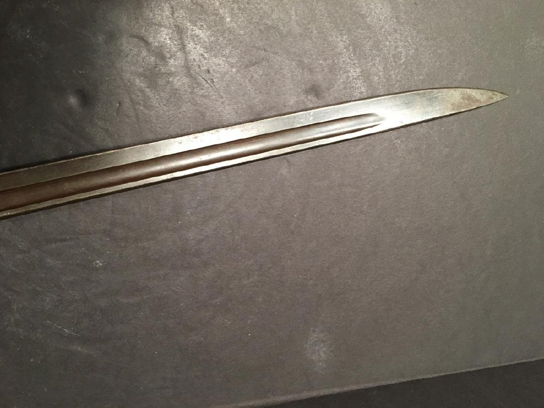"OLD Military Bayonet, 22"" long - 3"