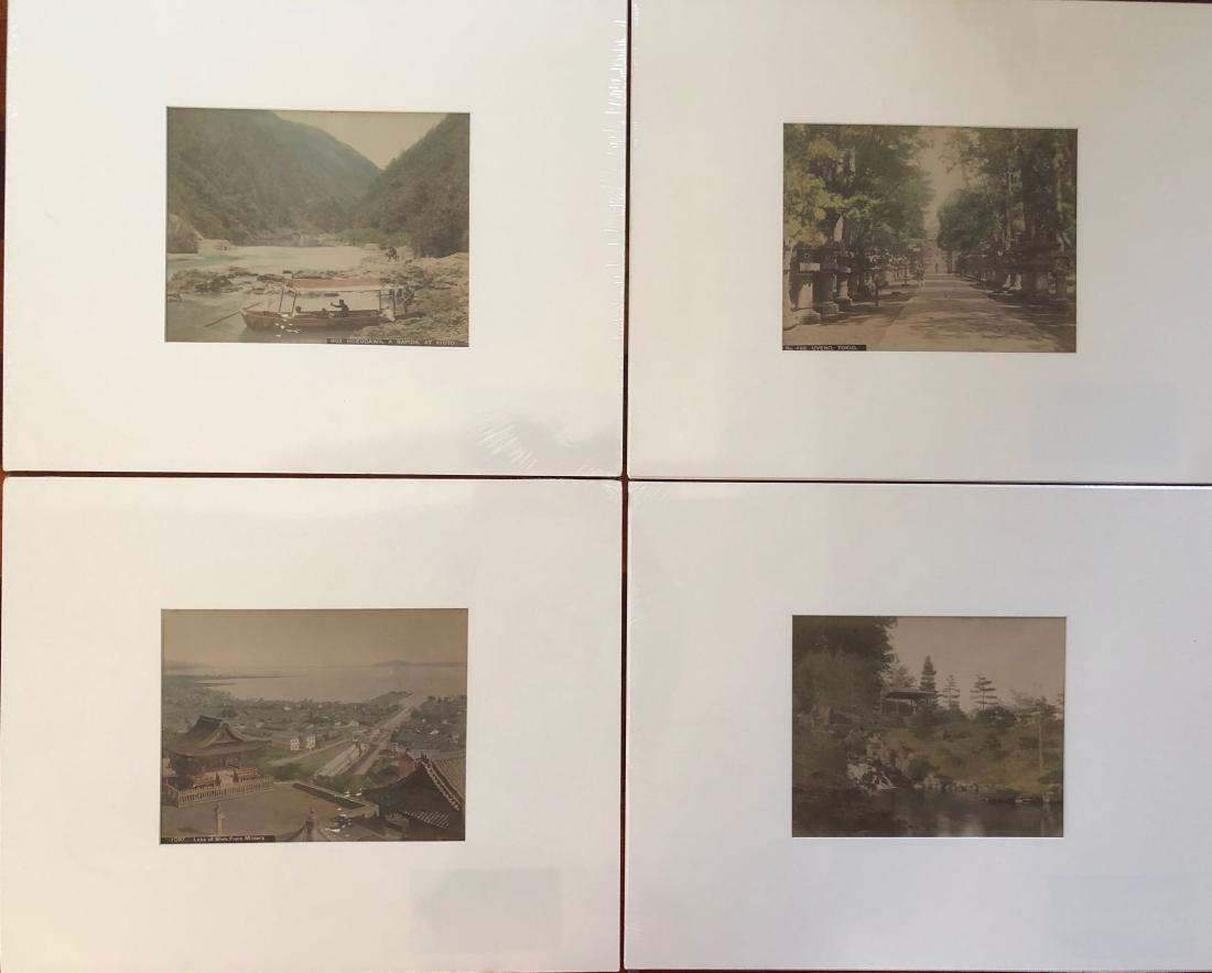 FOUR OF VINTAGE JAPANESE PHOTOS