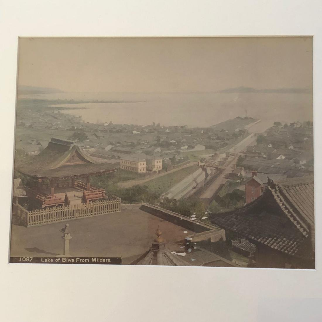 FOUR OF VINTAGE JAPANESE PHOTOS - 2