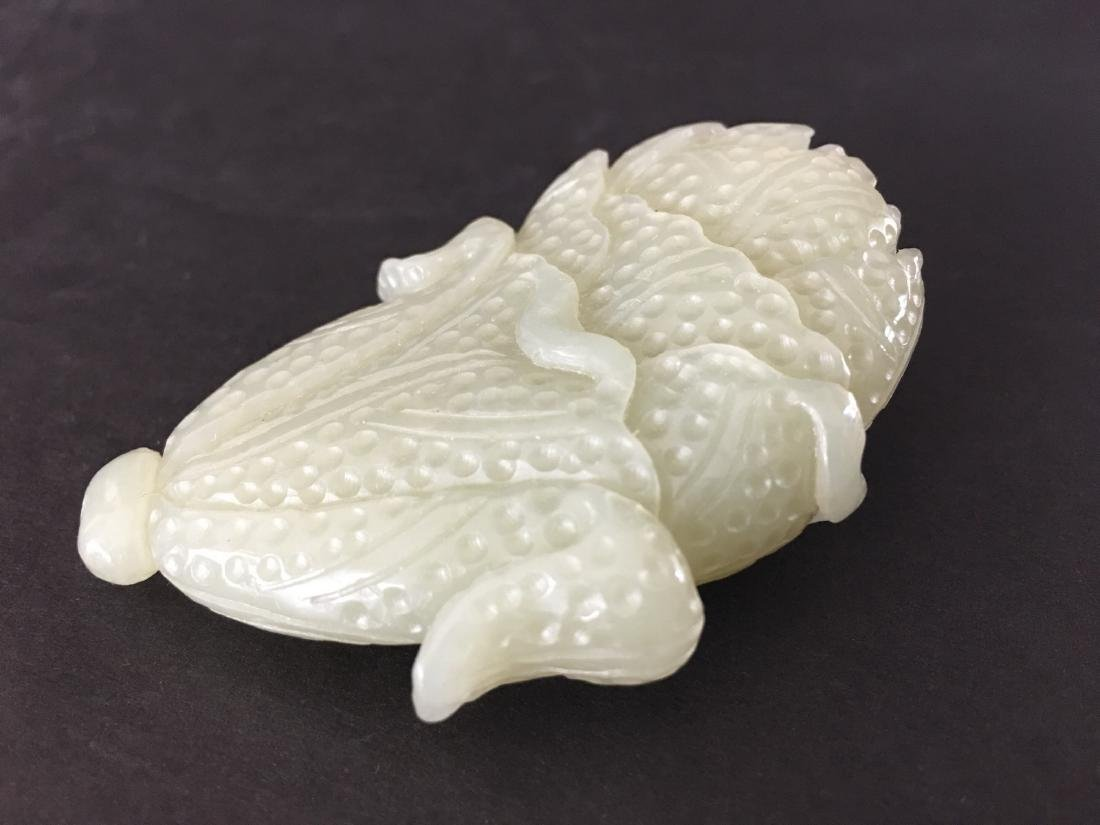 OLD Chinese White Jade Cabbage - 6