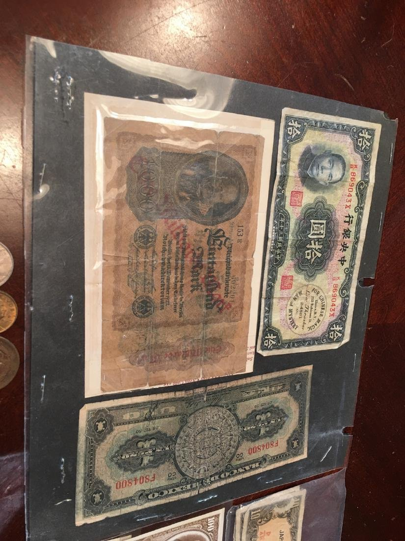 OLD Chinese and other Foreign Money - 2