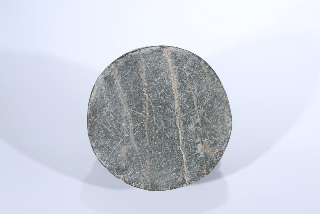 Chinese carved stone seal. - 5