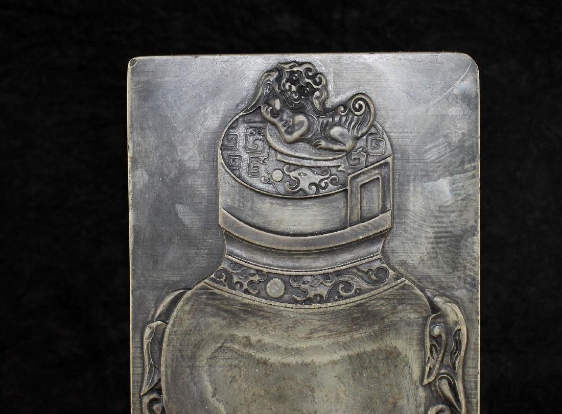 Chinese ink stone. - 2