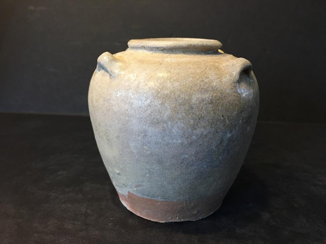 ANTIQUE early Chinese TANG Jar, Tang period