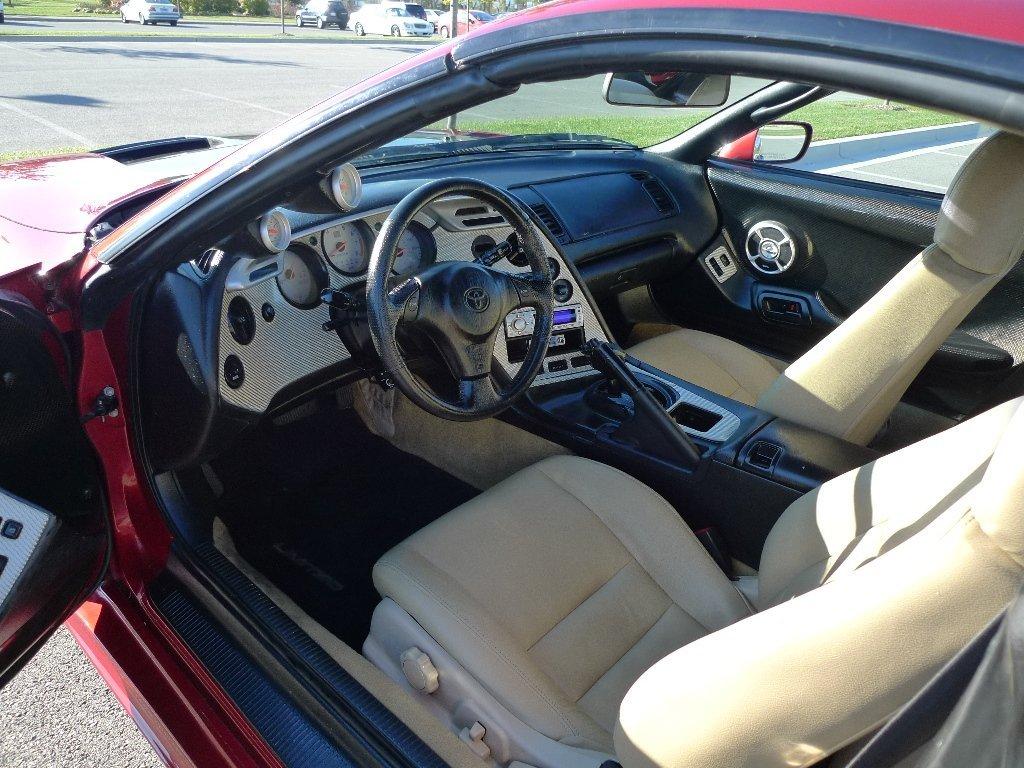 1993 Toyota Supra MK4 HKS Twin Turbo Targa Top 600 RWHP - 6