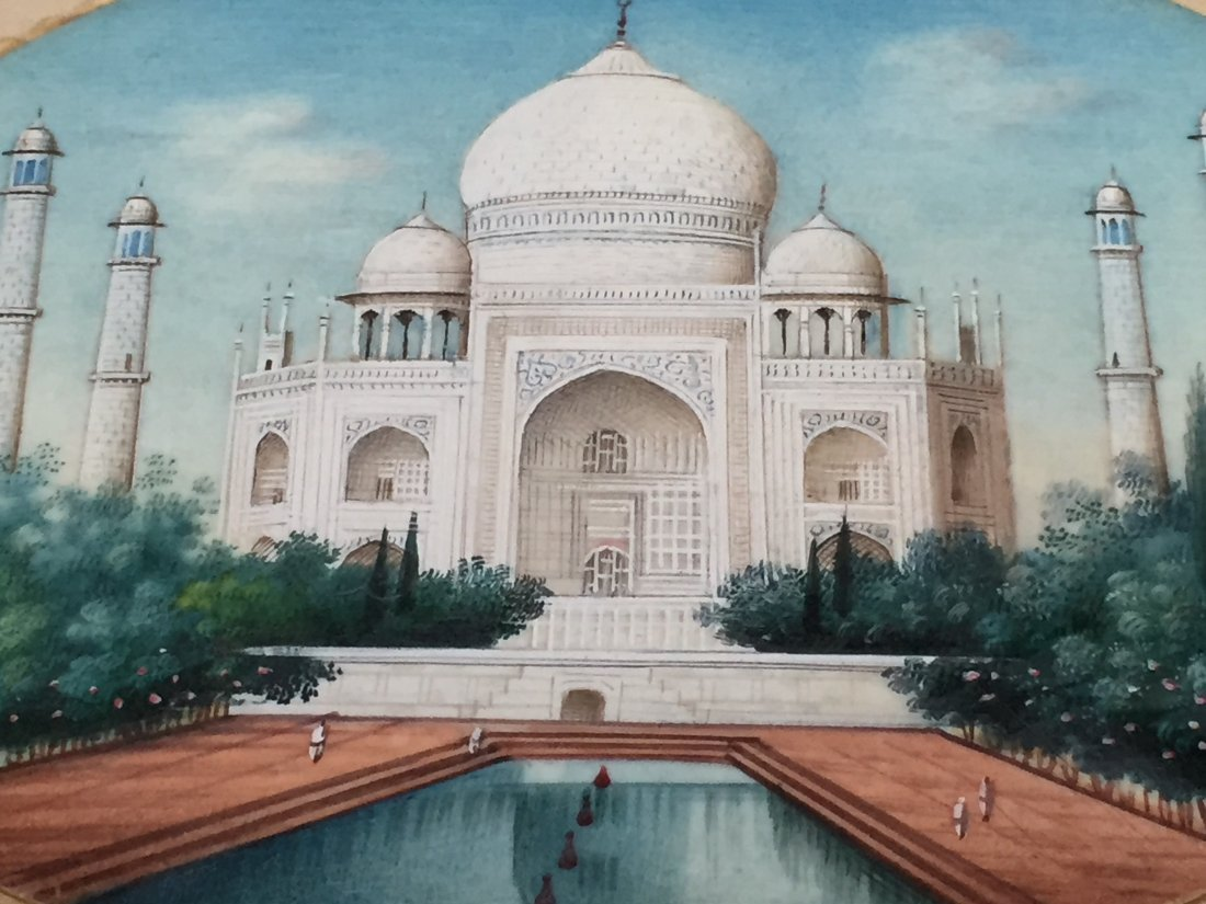 FINE INDIA OLD PAINTING - 3