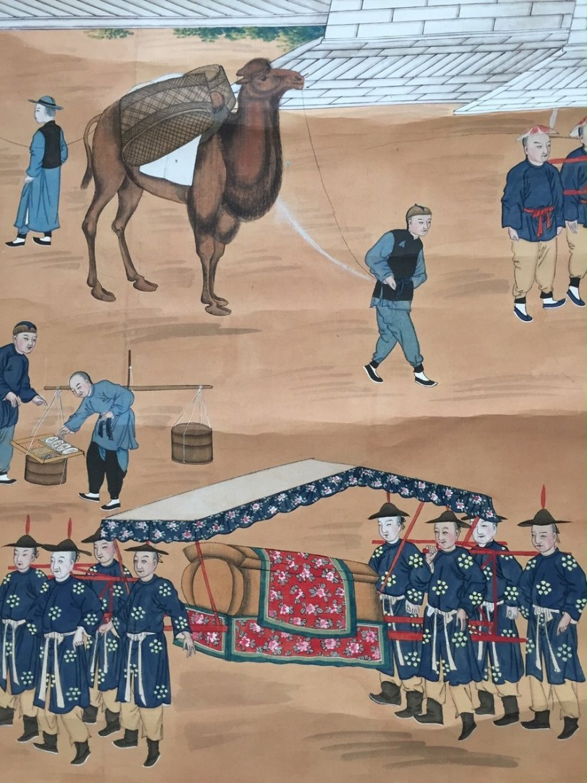 CHINESE ANTIQUE PAINTING - 2