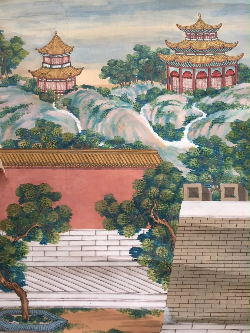 CHINESE ANTIQUE PAINTING - 4