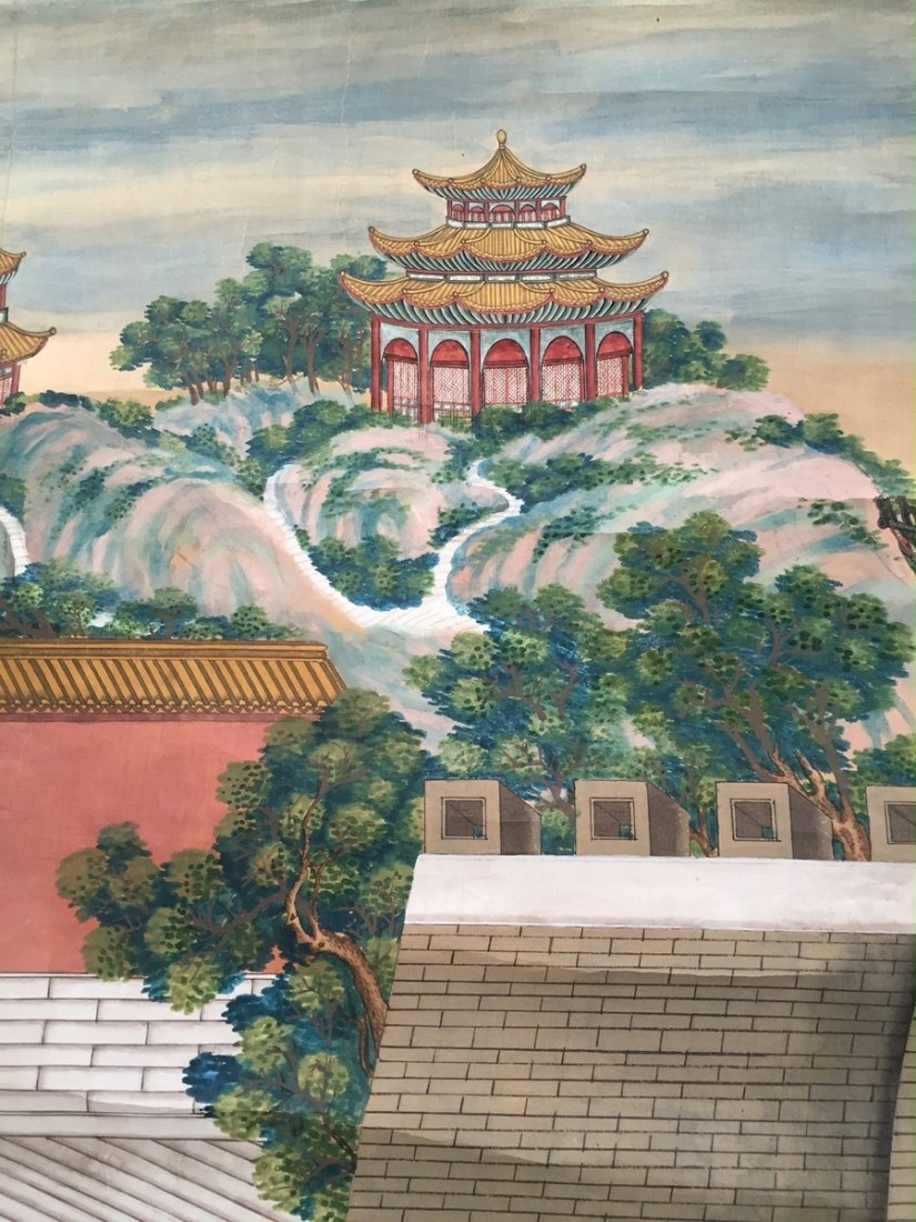 CHINESE ANTIQUE PAINTING - 5