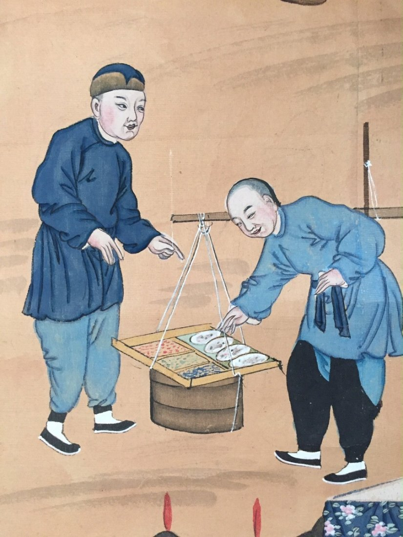 CHINESE ANTIQUE PAINTING - 7