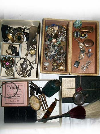 Three boxes of miscellaneous collectors items including