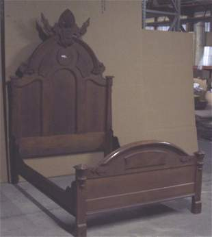 French Renaissance Full Size Bed