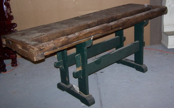 607: Carpenters Table