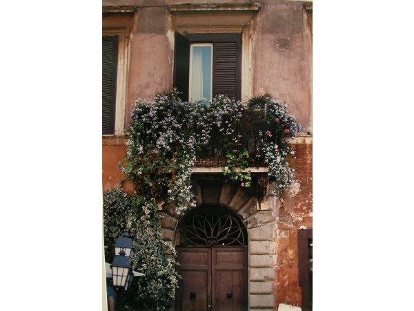 1011: Jerry Herring Italian Balcony Photo