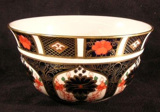 1023: Royal Crown Derby Imari Bowl