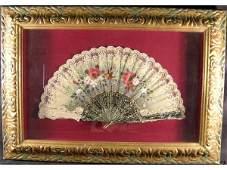 1079: Spanish Folding Fan Flamenco