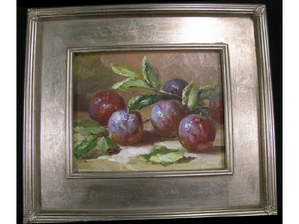 102: Painting Still Life Plums