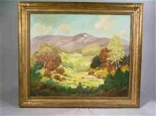 1089: Autumn Landscape Shepler Arts & Crafts