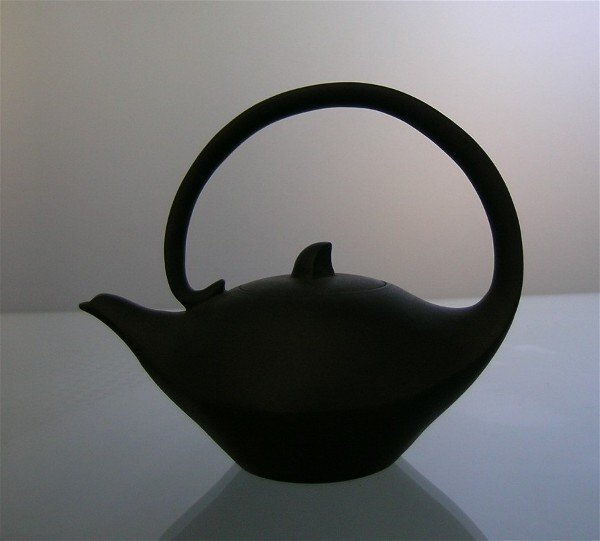 4: Japanese Teapot Elegant and Tiny