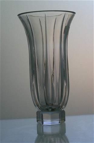 Noritake Crystal Vase Vendome